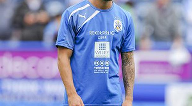 Jack Hunt caught the eye playing for Huddersfield in the Championship last season