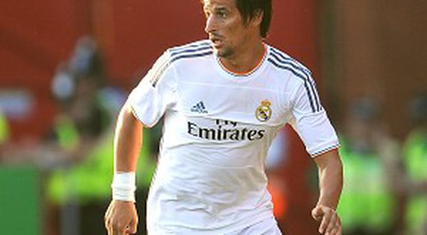 Fabio Coentrao's move to Manchester United collapsed