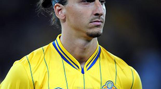 Zlatan Ibrahimovic is Sweden's talisman