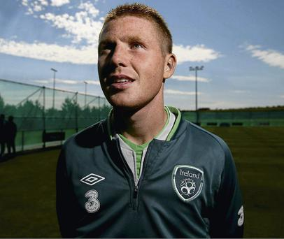 James McCarthy has been flattered by the reported interest from Manchester United and revealed he came close to joining Spurs last summer