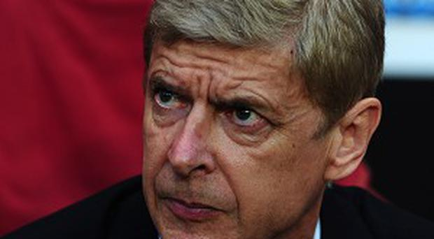 Arsene Wenger's current deal ends in the summer of 2014