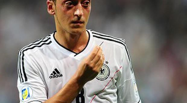 Germany international Mesut Ozil signed for Arsenal on transfer deadline day