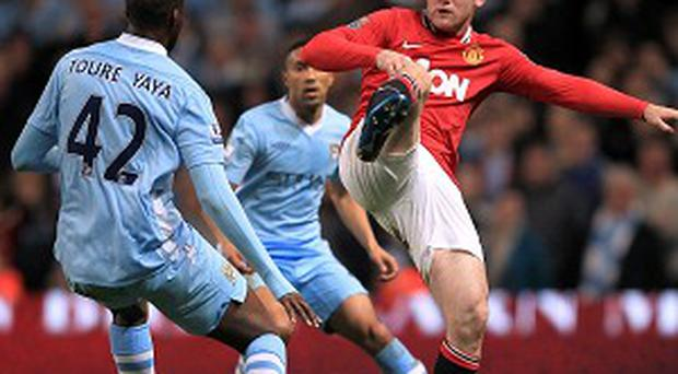 The Manchester derby takes place at the Etihad Stadium on Sunday, September 22