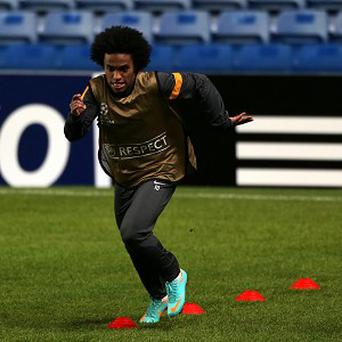 Willian rejected Tottenham's advances in favour of a move to Chelsea