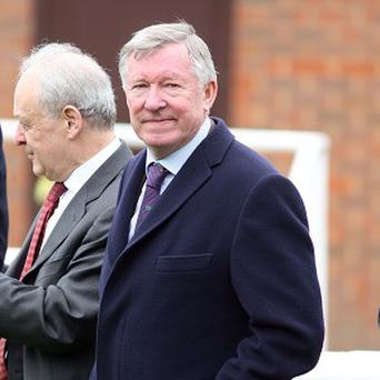 Sir Alex Ferguson insists being a 'risk taker' benefitted him in management
