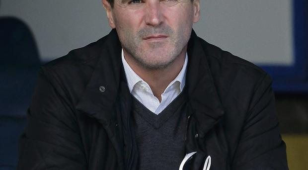 Roy Keane - if this isn't his time, then it may never have another, according to James Lawton