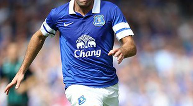 Darron Gibson is ready for a return to first team action
