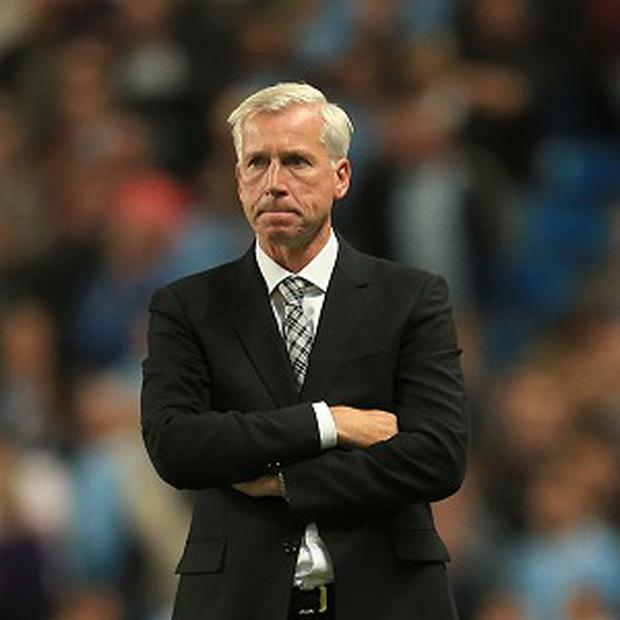 Alan Pardew believes he has a 'very, very strong' side