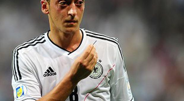 Germany international Mesut Ozil joined Arsenal from Real Madrid