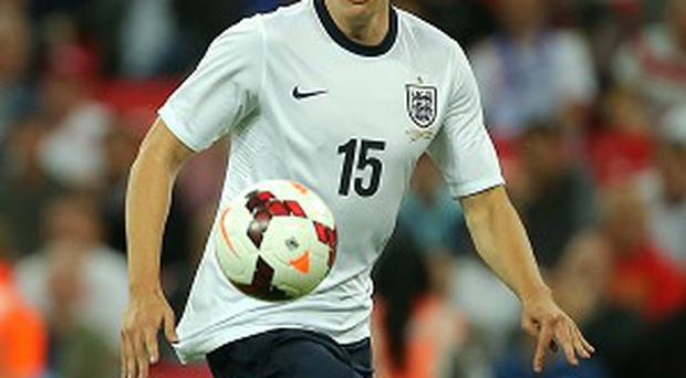 Phil Jones, pictured, admitted he was disappointed with Stuart Pearce's comments