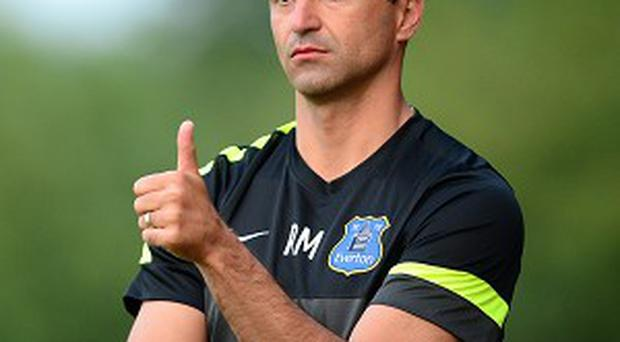 Roberto Martinez is glad Everton can focus on football now