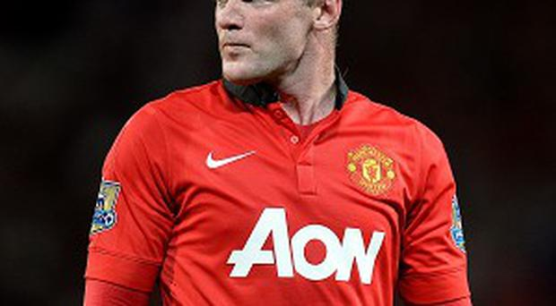 No date has been set for Wayne Rooney's return to action