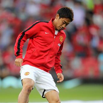 Shinji Kagawa has yet to feature in the Premier League this season