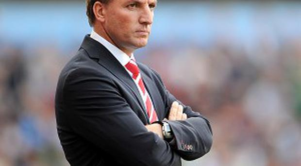 Brendan Rodgers returns to his former club Swansea on Monday night