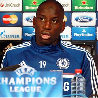 Demba Ba is prepared to fight for his place at Chelsea