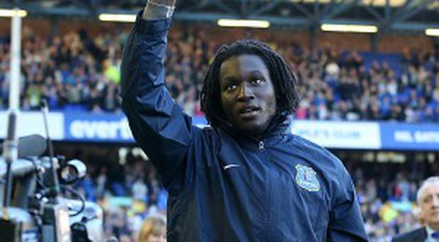 Romelu Lukaku is looking to prove a point at Goodison this season