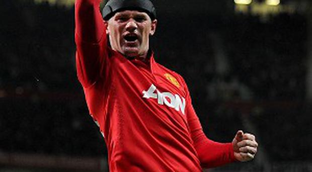 Wayne Rooney, who stole the show in Manchester United's win over Bayer Leverkusen