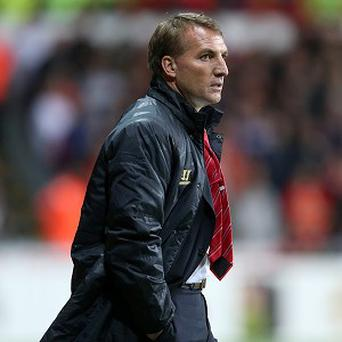 Brendan Rodgers' Liverpool have yet to lose this season