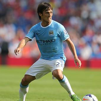 David Silva - the real star of the show against West Ham