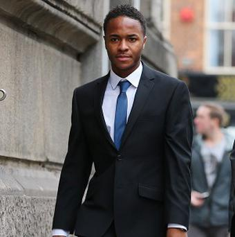 Raheem Sterling has been found not guilty of assault