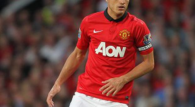 Nemanja Vidic admits it 'hurts' to have lost the Manchester derby