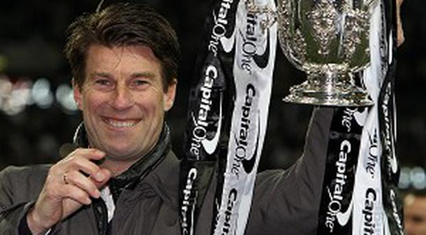 Michael Laudrup masterminded Swansea's Capital One Cup triumph last season