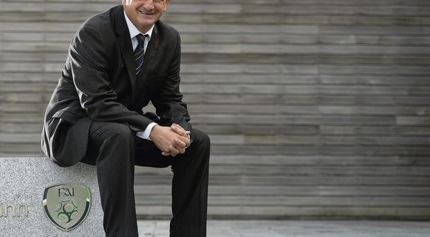 Noel King has wasted no time in getting down to work as Ireland's caretaker manager