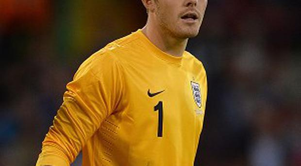 Jack Butland will get an opportunity to play first-team football at Barnsley