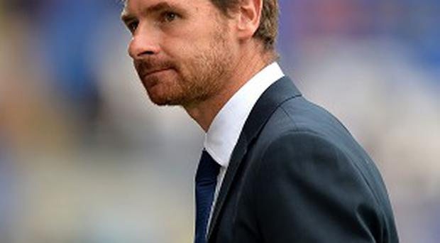 Andre Villas-Boas, pictured, has not spoken to Jose Mourinho for 'quite some time'