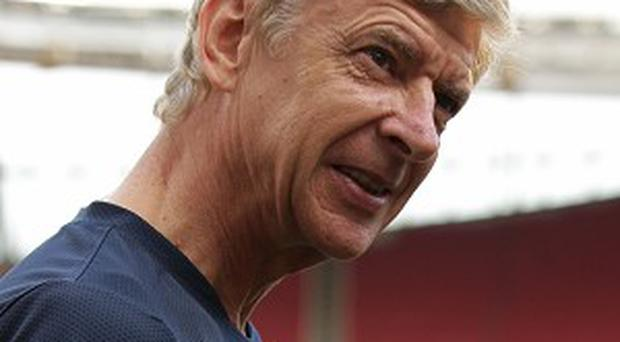 Arsene Wenger's current deal expires at the end of the season