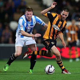 Matty Fryatt, right, was also a target for Leeds
