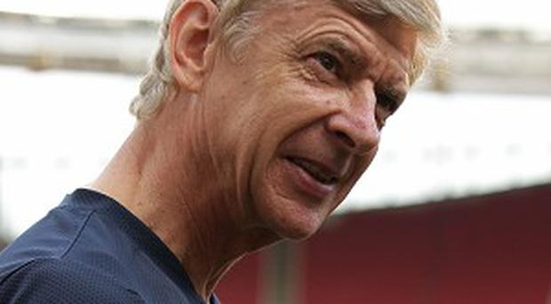 Arsene Wenger has no intention of leaving Arsenal