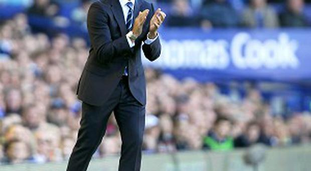 Roberto Martinez is relishing a night game at Goodison Park