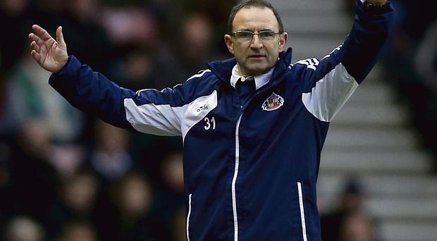 'If O'Neill remains the preferred candidate, it was hard to see how he would remain interested if his methods at Sunderland were being questioned'