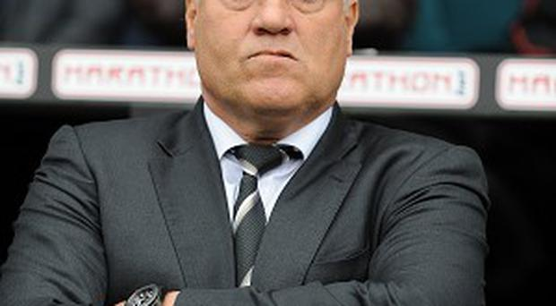 Martin Jol's Fulham have not secured a Premier League home win in six months