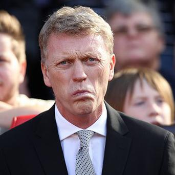 David Moyes dithered in the transfer window