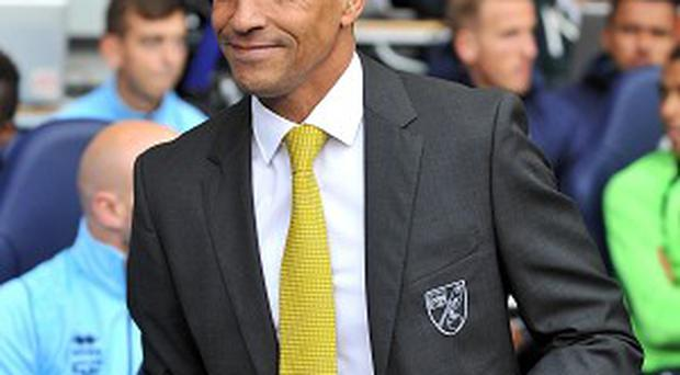 Chris Hughton was allegedly the subject of a racist comment on an unofficial fans' Facebook page