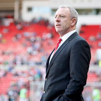Kevin Ball's tenure at the Sunderland helm was this week extended to include the Manchester United match