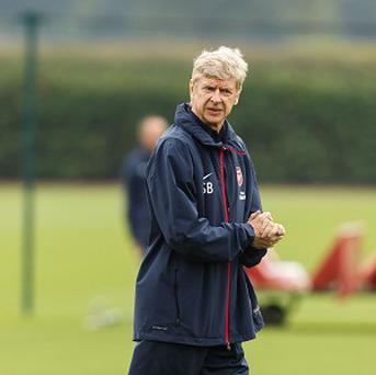 Arsene Wenger wants to maintain Arsenal's current winning run