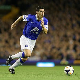Gareth Barry's experience has been vital to Everton