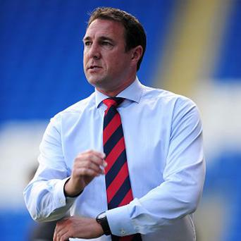 Cardiff manager Malky Mackay