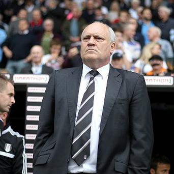 Martin Jol's Fulham take on Stoke on Saturday at Craven Cottage