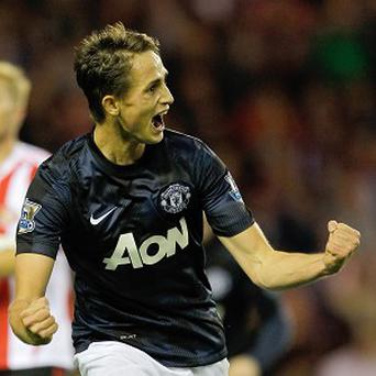 Adnan Januzaj impressed Irish U-19 defender Noe Baba
