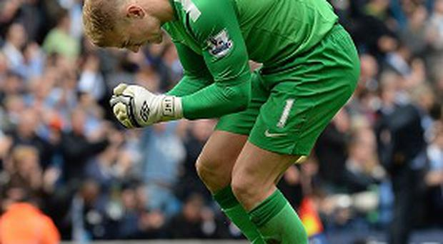 Joe Hart has had a poor start to the season