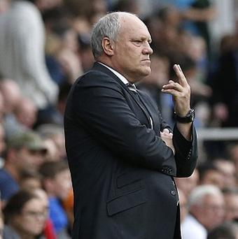 Fulham's three points eased the pressure on Martin Jol