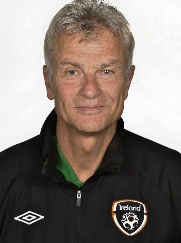 Ruud Dokter, high performance director with the FAI