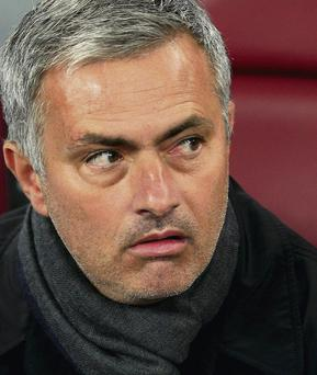 Jose Mourinho has railed against cheating players in recent weeks