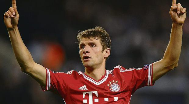 Thomas Muller says he had no intention of leaving Bayern Munich despite large contract offers