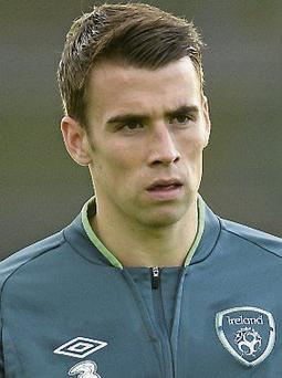 Seamus Coleman is one of three nominees for Senior Player of the Year.
