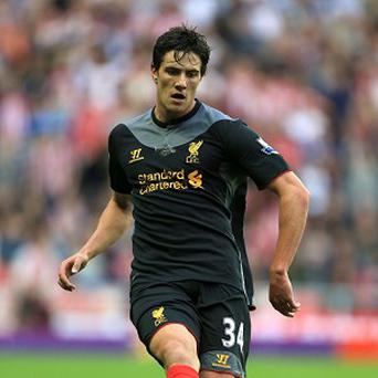 Martin Kelly was sidelined by a knee injury